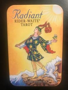tarot deck box